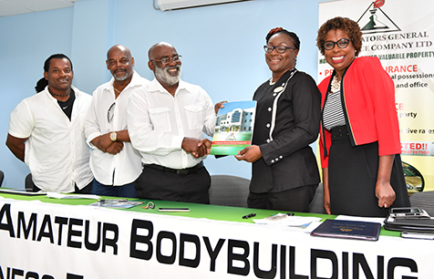 Co-operators General Barbados Amateur Bodybuilding and Fitness Federation Sponsorship